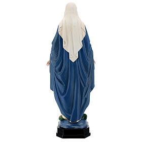 Blessed Mary resin statue, 60 cm hand painted Arte Barsanti s7
