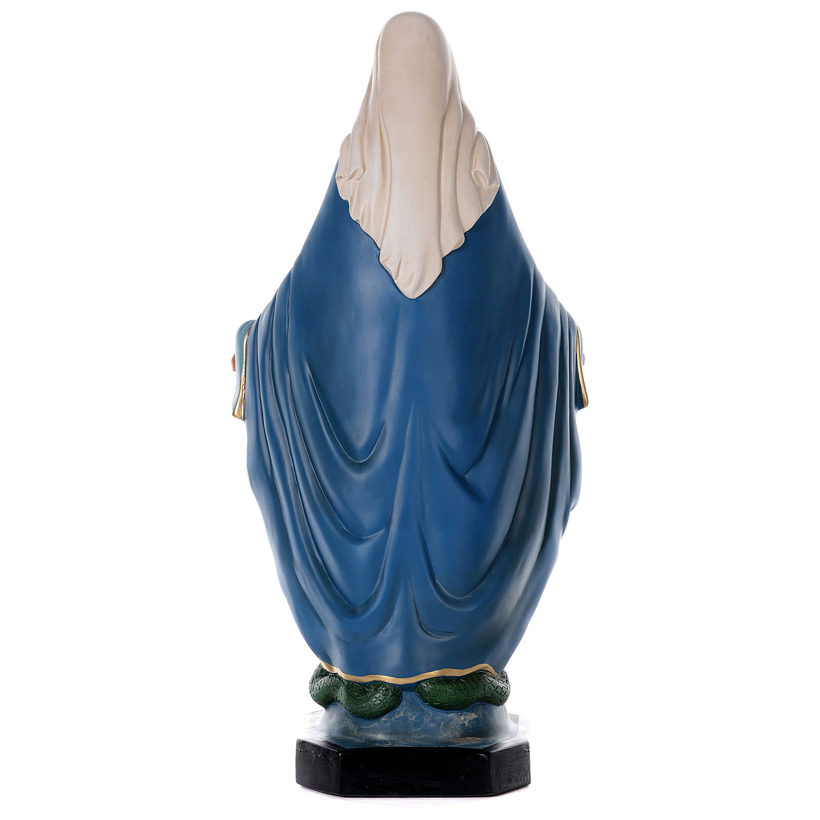 Immaculate Virgin Mary resin statue 80 cm Arte Barsanti 4