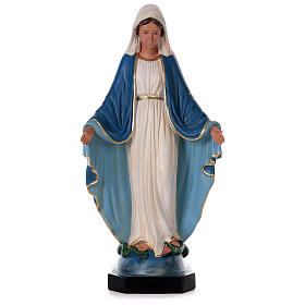 Immaculate Virgin Mary resin statue 80 cm Arte Barsanti s1