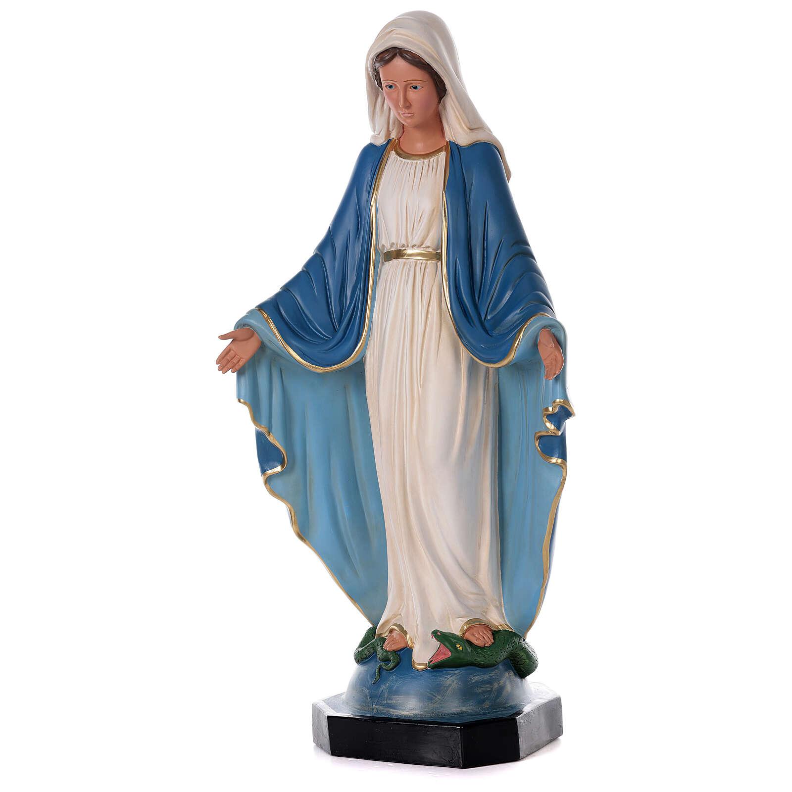 Madonna Immacolata statua resina 80 cm Arte Barsanti 4