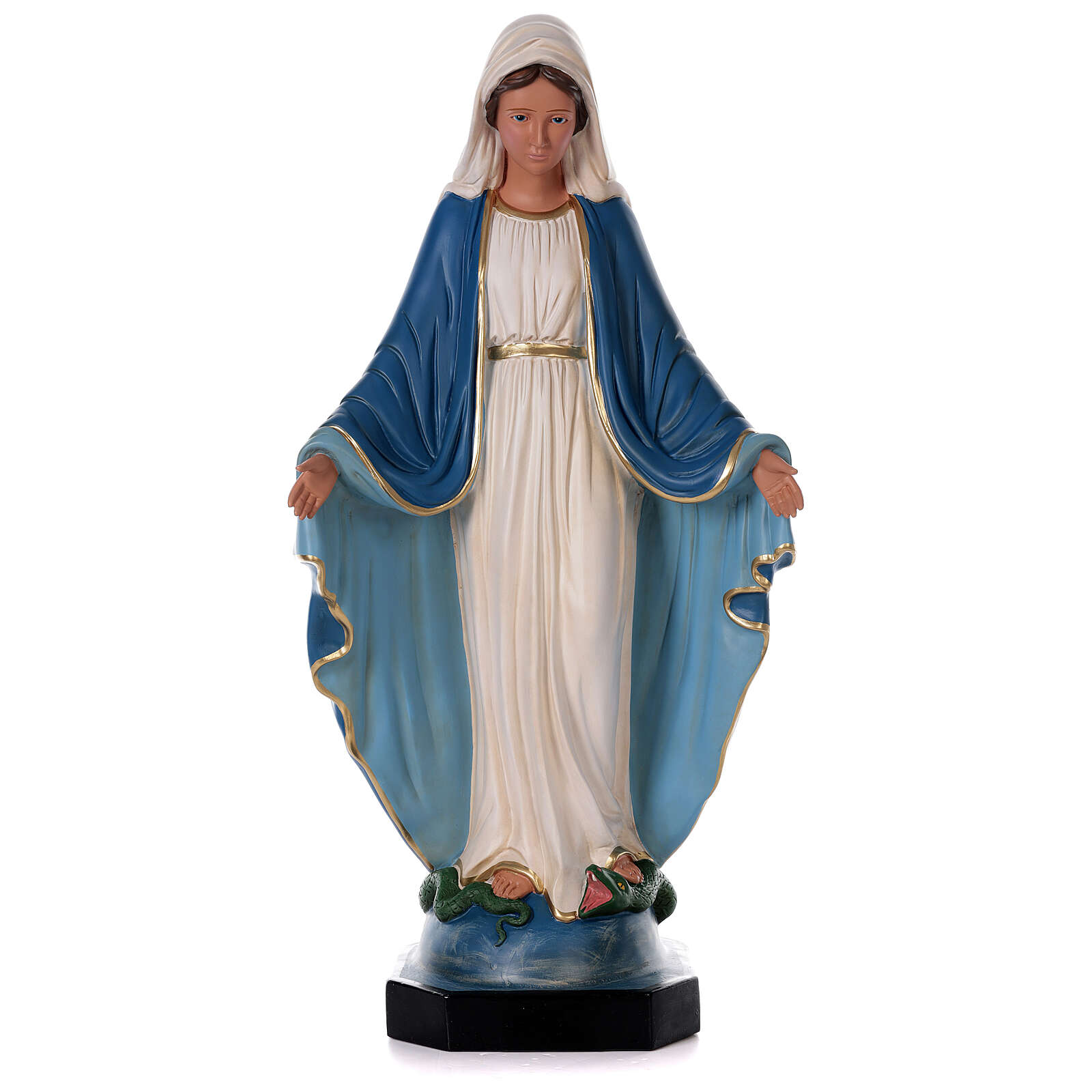 Immaculate Virgin resin statue 32 in Arte Barsanti 4