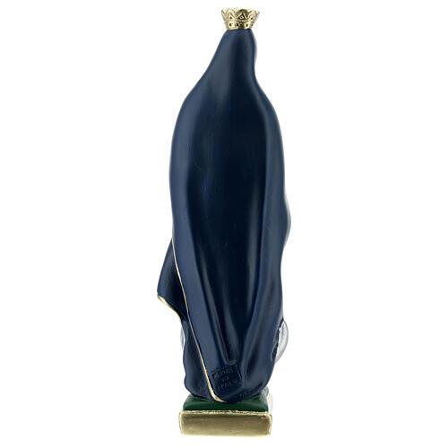 Madonna Guadalupe 30 cm statua gesso dipinta Barsanti 6