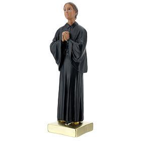 Sainte Gemma Galgani 30 cm statue plâtre Arte Barsanti s3