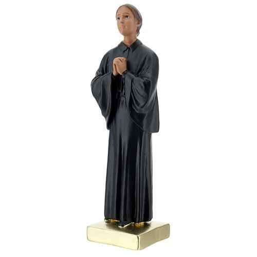 Santa Gemma Galgani 30 cm statua gesso Arte Barsanti 3
