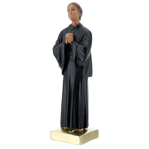 St Gemma Galgani statue, 30 cm in plaster Arte Barsanti 3