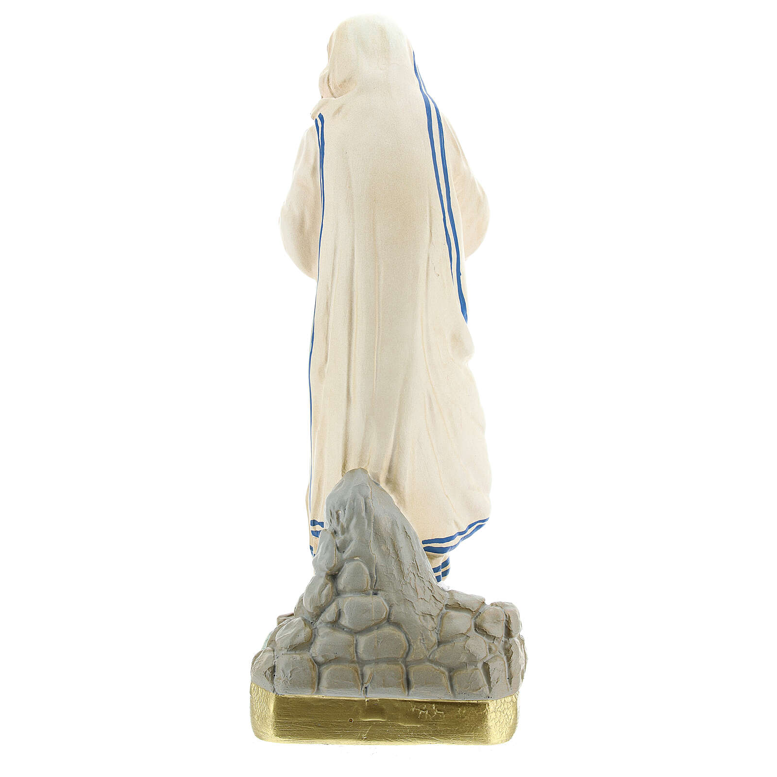 Madre Teresa de Calcuta estatua yeso 20 cm Arte Barsanti 4