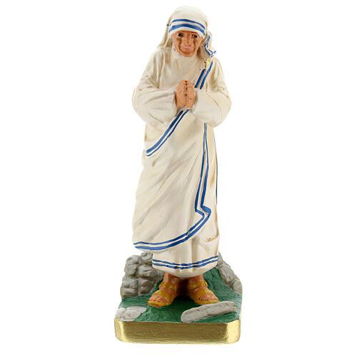 Mother Teresa of Calcutta plaster statue 8 in Arte Barsanti 1