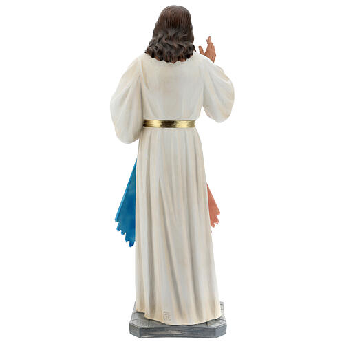 Merciful Jesus resin statue 60 cm hand painted Arte Barsanti 6