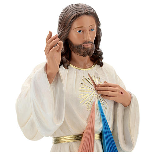 Merciful Jesus resin statue 80 cm hand painted Arte Barsanti 2