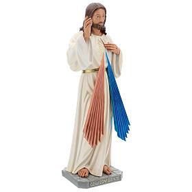 Christ Miséricordieux statue résine 80 cm peinte à la main Arte Barsanti s4