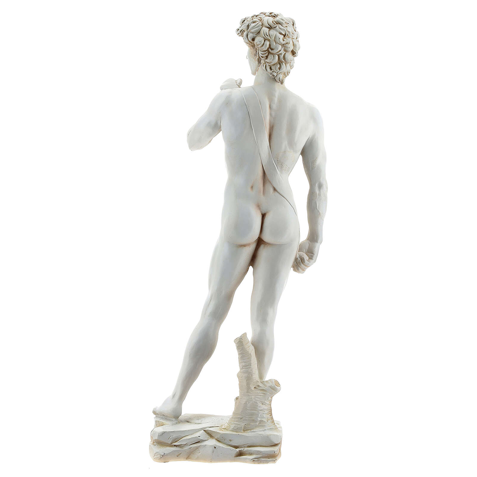 David Michel-Ange reproduction statue résine 31 cm 4