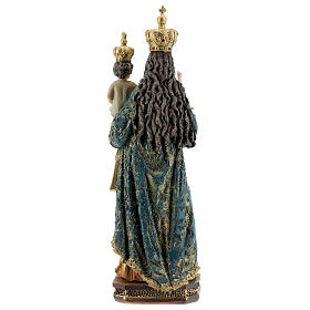 Our Lady of Bonaria statue in resin 20 cm s5