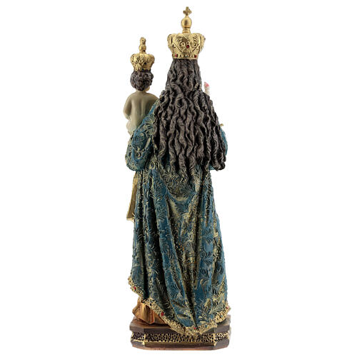 Our Lady of Bonaria statue in resin 20 cm 5