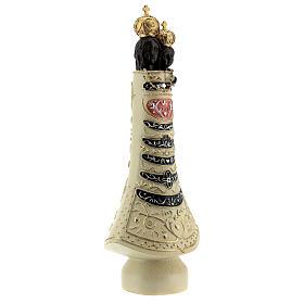 Nuestra Señora Loreto estatua resina 30 cm detalles oro s4