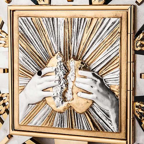 Tabernacle breaking of bread 2