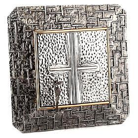 Tabernacolo a Muro martellato croce s1