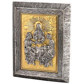 Sagrario Última Cena latón, imagen bronce s1