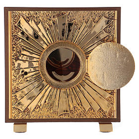 Tabernacle exposition IHS coque or s3