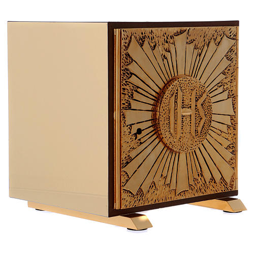 Tabernacle exposition IHS coque or 5
