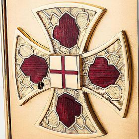 Tabernacle, red enamel s3