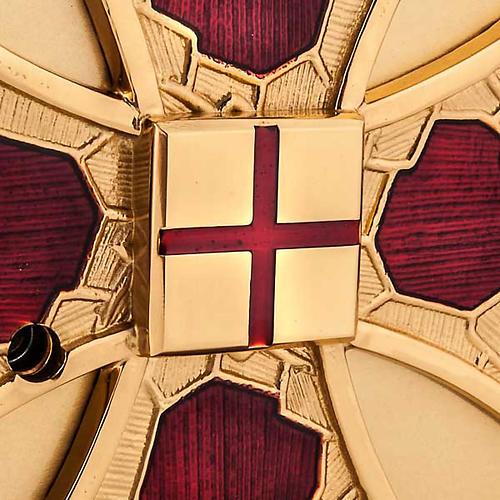 Tabernacle, red enamel 4