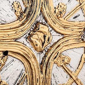 Tabernacle de table , croix dorée s5