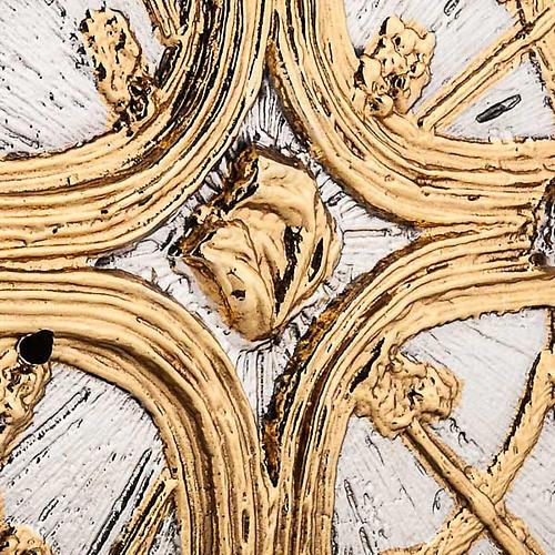 Tabernacolo da Mensa croce dorata 5