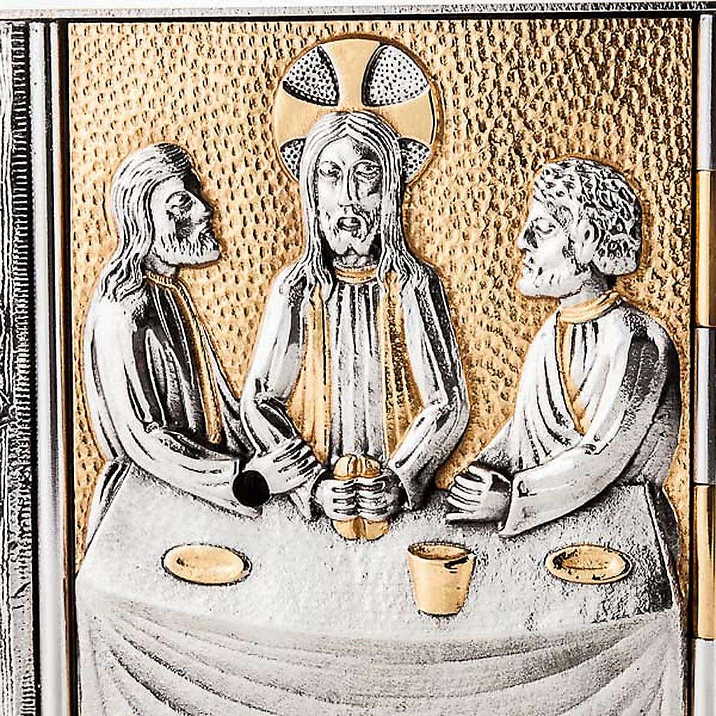 Sagrario de mesa última cena 4