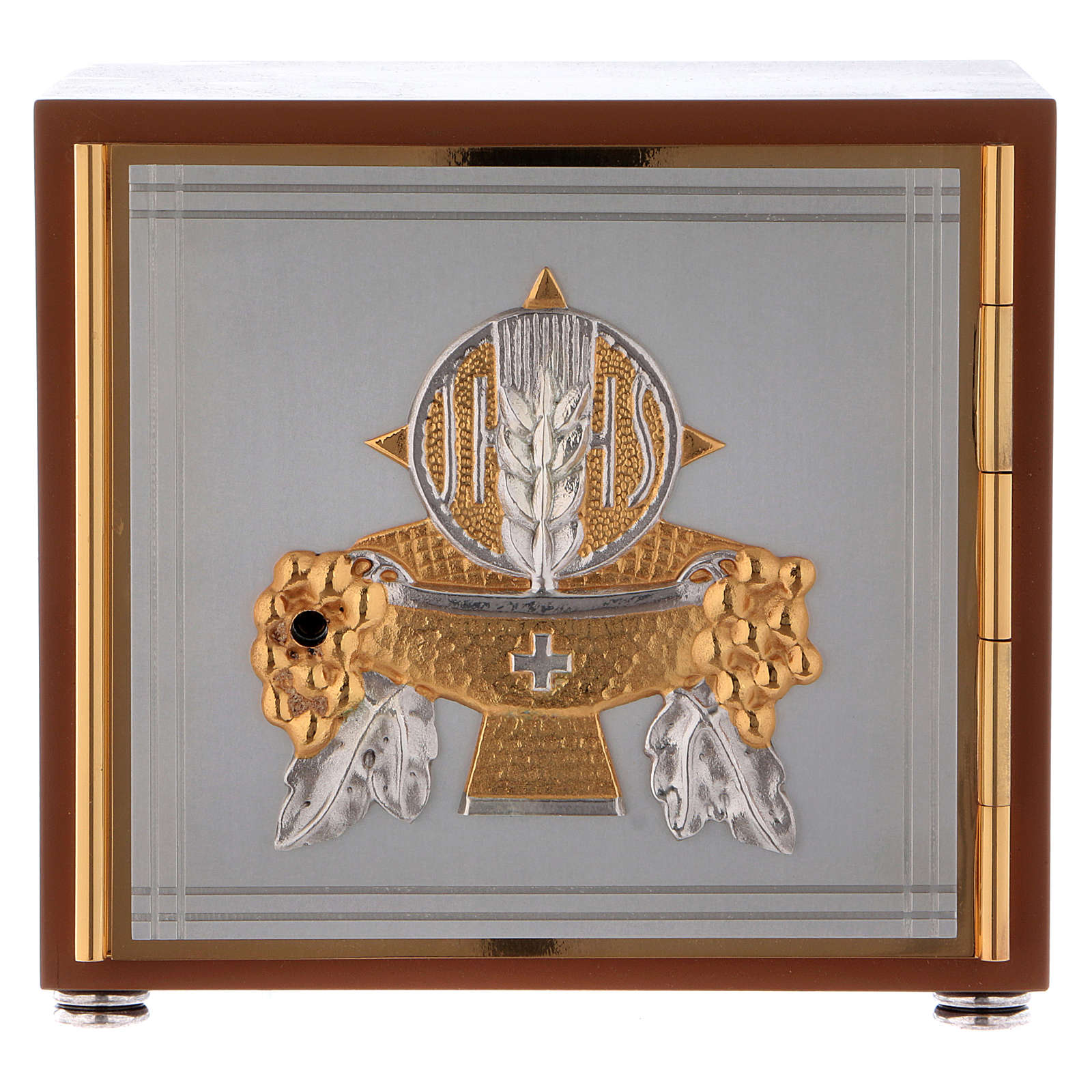 Altar tabernacle, beech wood 4