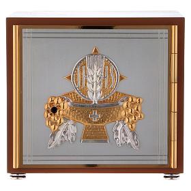 Altar tabernacle, beech wood s1