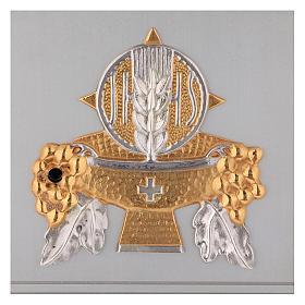Altar tabernacle, beech wood s2