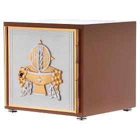 Altar tabernacle, beech wood s3