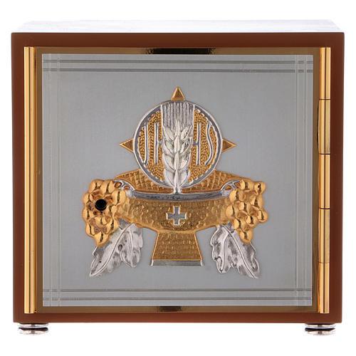 Altar tabernacle, beech wood 1