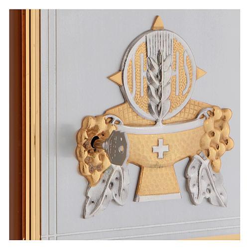 Altar tabernacle, beech wood 5
