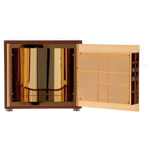 Altar tabernacle, beech wood 7