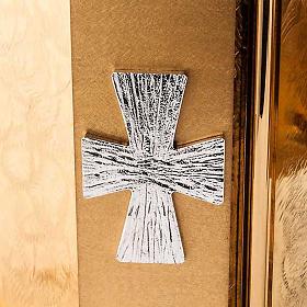 Tabernacle croix avec exposition du saint sacrement s6