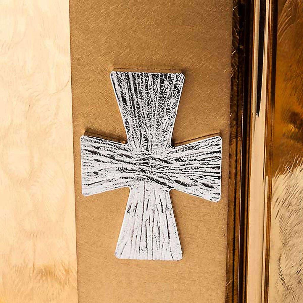 Tabernacolo croci con esposizione Santissimo 4
