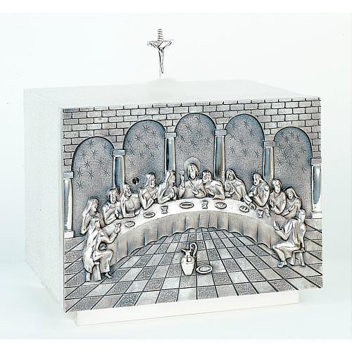 Sagrario Molina ornamental Última Cena latón 1