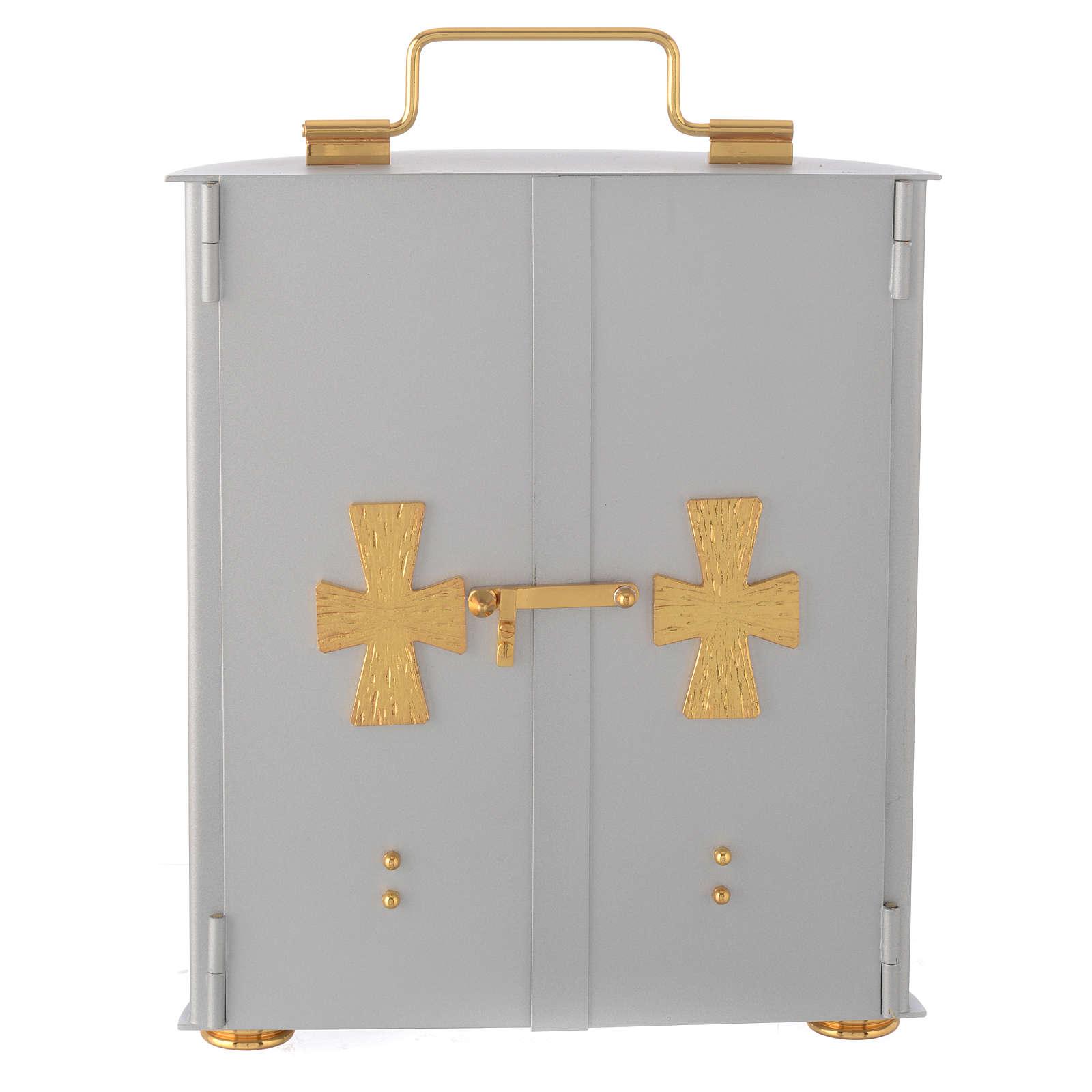 Tabernacle portatif avec ciboire 4