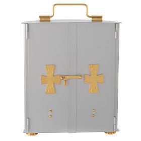 Tabernacle portatif avec ciboire s1
