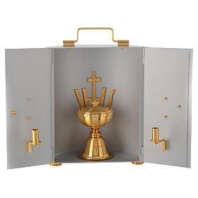 Tabernacle portatif avec ciboire s2