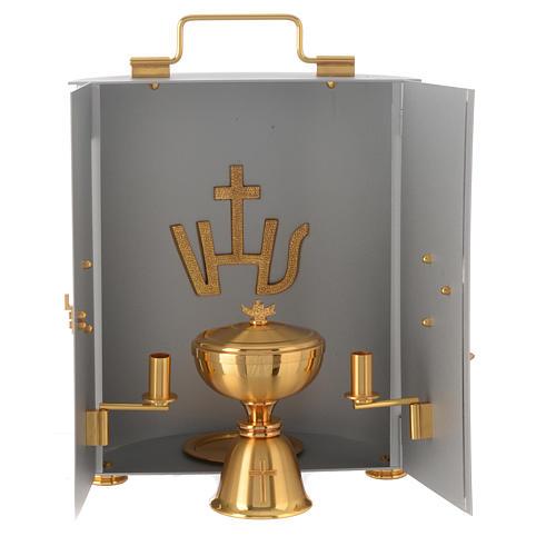 Tabernacle portatif avec ciboire 5
