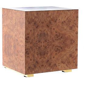 Tabernacolo legno similradica fusione ottone Calice s5