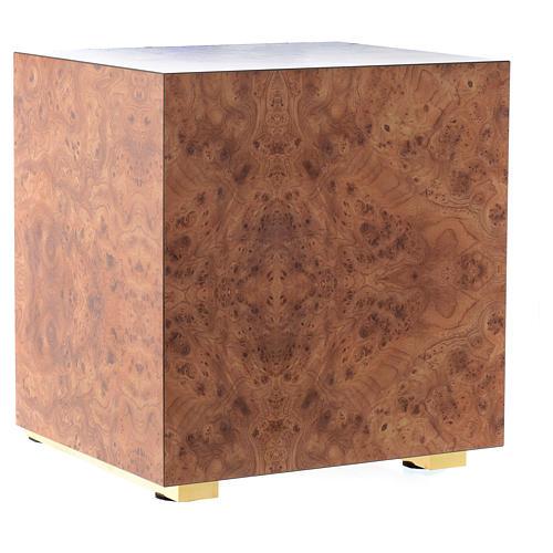 Tabernacolo legno similradica fusione ottone Calice 5
