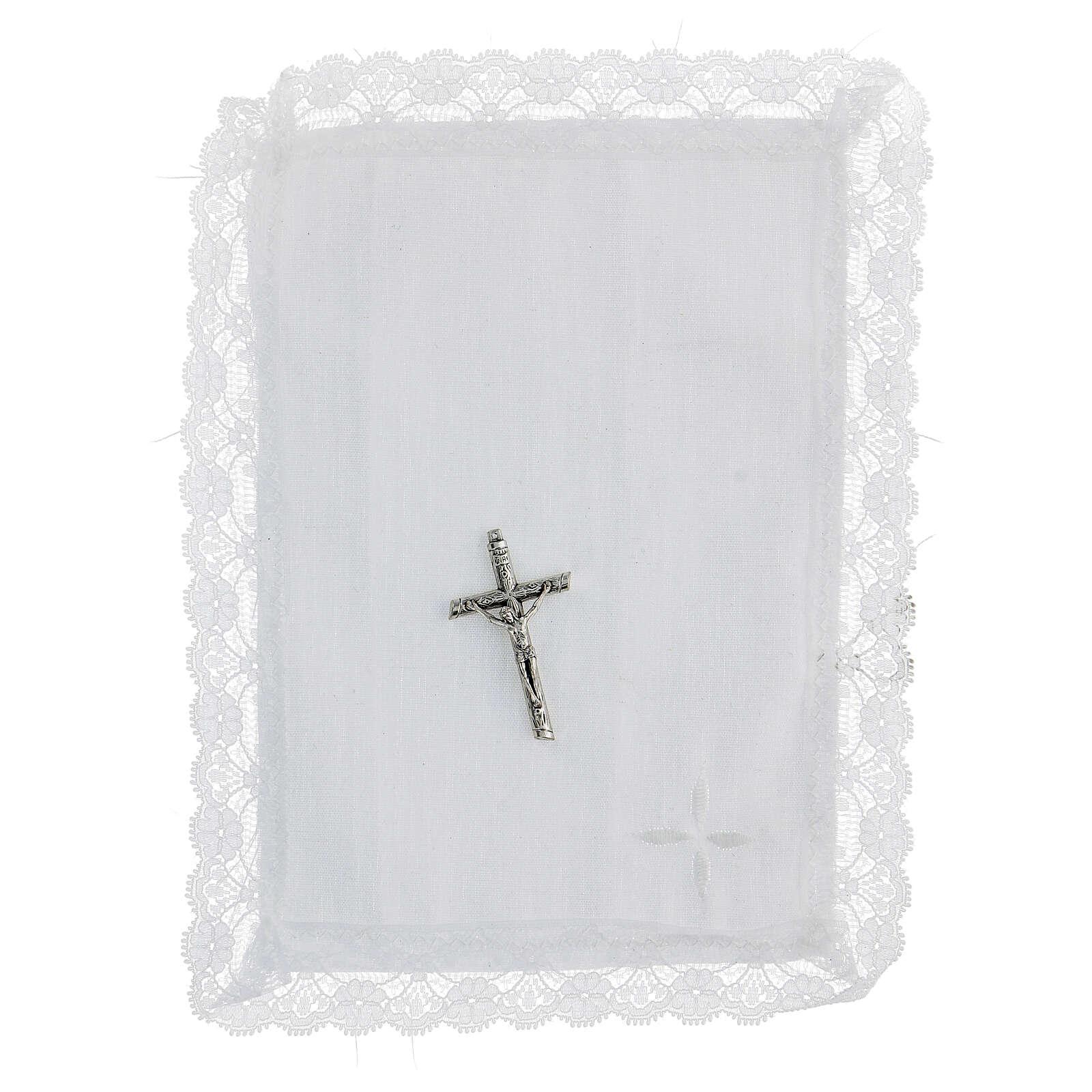 étui pour custode avec croix et purificatoire 3