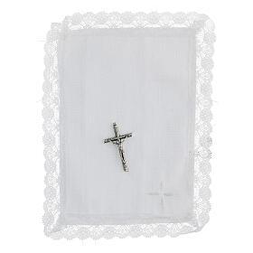 étui pour custode avec croix et purificatoire s3