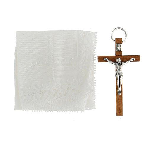 étui  en cuir pour custode et croix 6