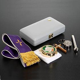 Custode avec étui blanc , 6 accessoires s2