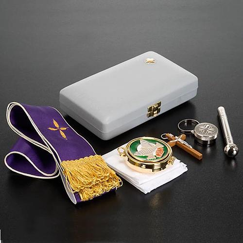 Sick call set white case 6 accessories 2