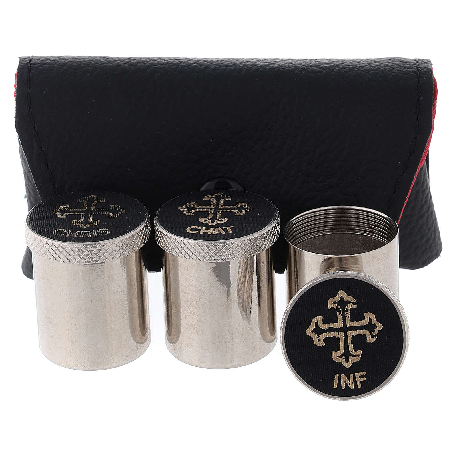 Holy oil case with INF-CHRIS-CHAT stock 3
